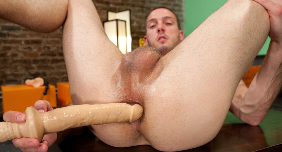 Gay Fisting Fuck : Hole Busters 4 - Dylan Hyde