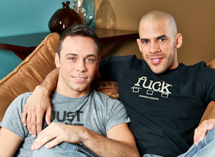 On The Set - Austin Wilde & Rylan Shaw