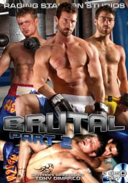 Brutal, Part 2 DVD Cover