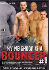 My Neighbor Is A Bouncer #01 Dvd Cover