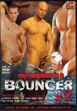 My Neighbor Is A Bouncer #02 Dvd Cover