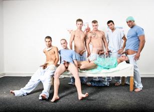 Sex Clinic Gangbanger, Scene #02