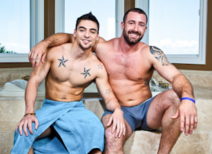 Vinny Castillo & Johnny Torque in: �Doubling Up�