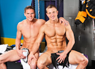 On The Set - Marcus Mojo & Campbell Stevens