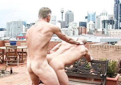Cum On Aussie, Scene #03