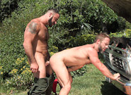 Gay Videos XXX : FUR MOUNTAIN - Spencer Reed -amp; Dirk Caber!