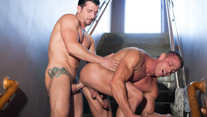 Jimmy Durano And Tyler Saint