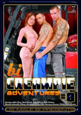 Bi Creampie Adventures #08 Dvd Cover