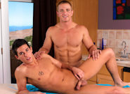 On The Set - Marcus Mojo & Jett Jax