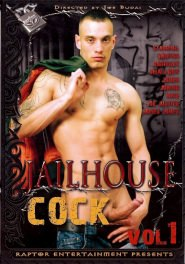 Jailhouse Cock #01 DVD Cover