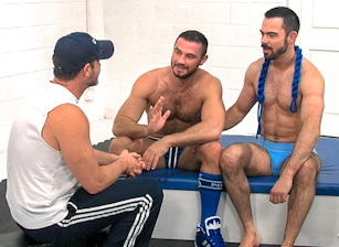 Post Game Analysis with Jessy Ares & Dolan Wolf