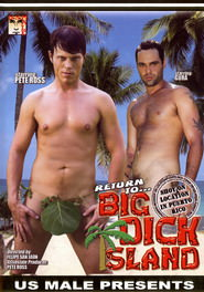 Return To Big Dick Island DVD Cover
