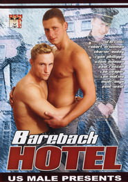 Bareback Hotel DVD Cover