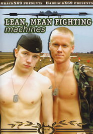 Lean, Mean Fighting Machines DVD Cover