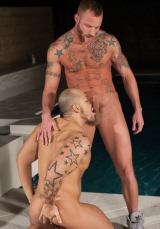Derek Parker And Jordano Santoro Dvd Cover
