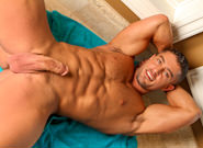 Gay Ass Rimming : Secret Shower - Cody Cummings!