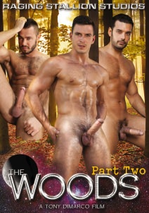 The Woods: Part 2 DVD Cover