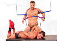 Gay Muscle Men : Landon Conrad And Luke Milan - Luke Milan -amp; Landon Conrad!