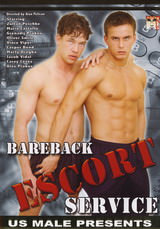 Bareback escort service Dvd Cover