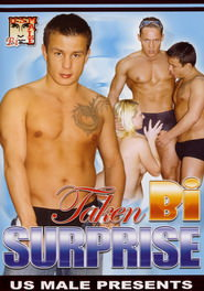 Taken Bi Surprise DVD Cover