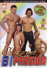 Crazed Bi passion DVD Cover