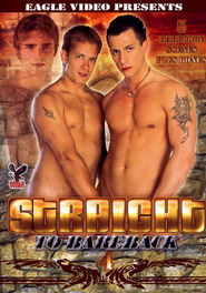straight to bareback #04 DVD Cover