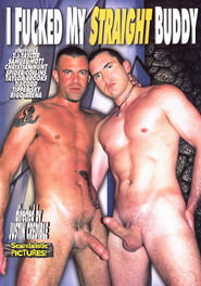 I Fucked My Straight Buddy DVD Cover