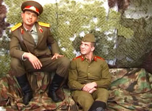 Soldiers From Eastern Europe #03, Scene #03