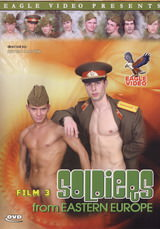 Soldiers From Eastern Europe #03 Dvd Cover