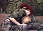 Soldiers From Eastern Europe #02, Scene #04