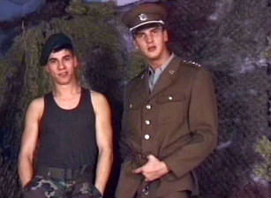 Soldiers From Eastern Europe, Scene #01