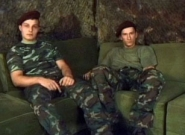 Soldiers From Eastern Europe, Scene #04