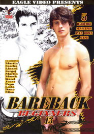 Bareback Beginners #13 DVD Cover