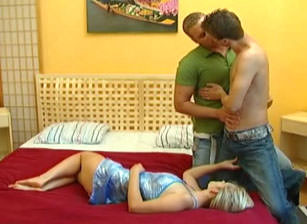 Bareback Bisex Hotel, Scene #02