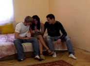 Bareback Bi Sex Lovers #09, Scene #01