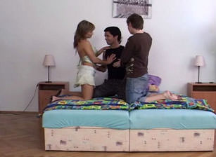 Bareback Bi Sex Lovers #08, Scene #04