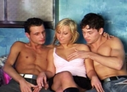 Bareback Bi Sex Lovers #03, Scene #01