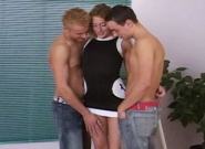 Bareback Bi Sex Lovers #02, Scene #01