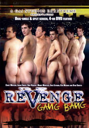 Revenge Gang Bang DVD Cover