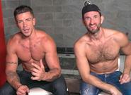 Gay Anal Porn : Trenton Ducati And CJ Parker Interview - CJ Parker -amp; Trenton Ducati!