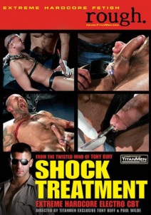 Shock Treatment DVD Cover