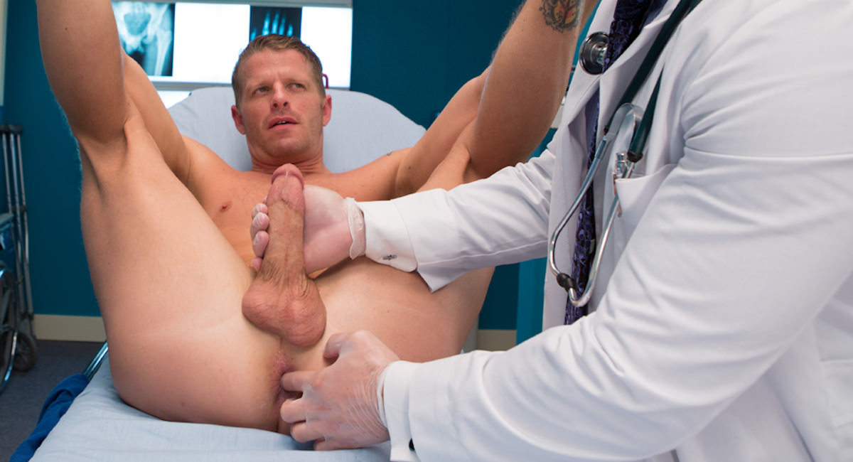 Gay Orgy GroupSex : My Doctor Sucks - Jimmy Durano -amp; Jeremy Stevens!