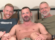 Gay Anal Porn : Allen Silver, Christopher Daniels And Will Swagger Interview - Christopher Daniels -amp; Allen Silver -amp; Will Swagger!