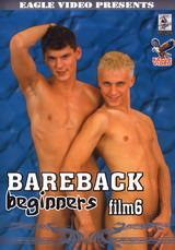Bareback Beginners #06 Dvd Cover