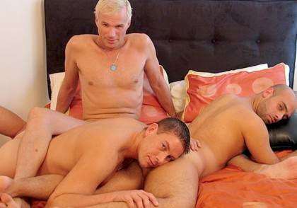 Trio1 The Movie, Scene #01