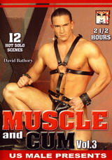 Muscle And Cum #03 Dvd Cover