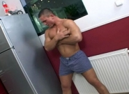 Muscle And Cum #02, Scene #08