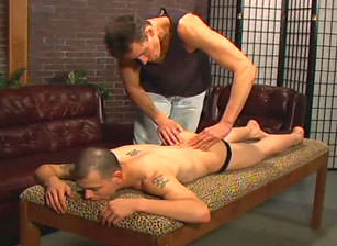 Jr Dads N Athletic Lads #01, Scene #02