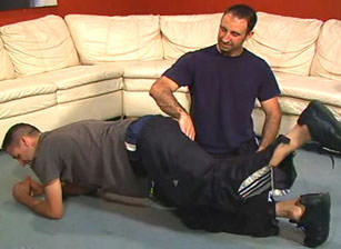 Jr Dads N Athletic Lads #01, Scene #03