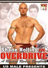 Shane Rollins In Overdrive Dvd Cover